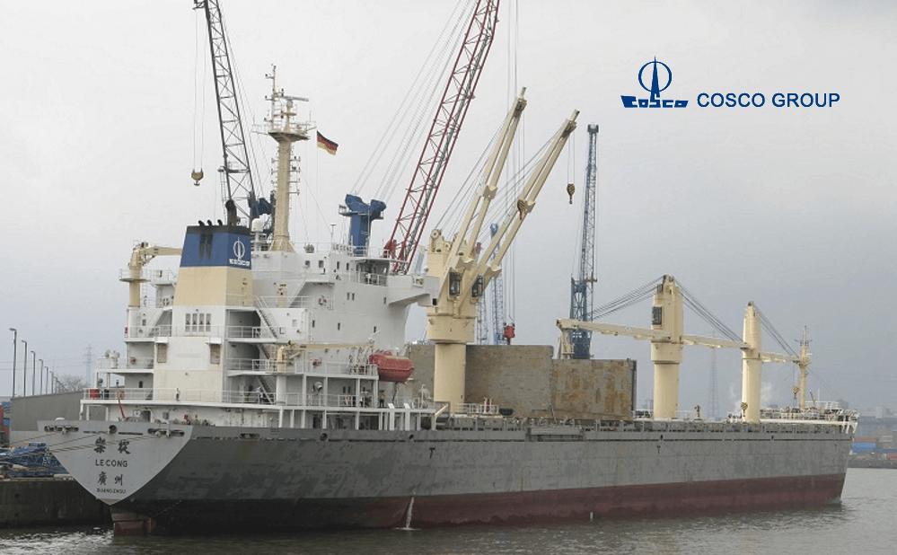 Cosco Shipping orders 5 plus 4 multi-purpose vessels -